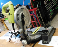 "7-1/4"" Compound Mitre Saw"