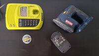 Cordless Palm Sander Kit 49973
