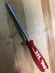 6 inch Robertson #2 screwdriver