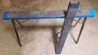 Folding Sawhorse Set 4059