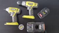 Cordless Drill & Driver Kit 134