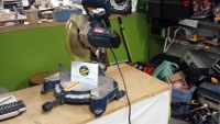 "10"" Compound Mitre Saw"
