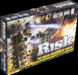 Risk - Doctor Who: The Dalek Invasion of Earth Edition