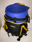 Food Barrel and carrying backpack 30L