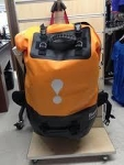 Eureka! Canoe pack (orange)
