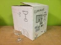 Champagne Glasses (Set of 29)