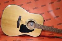 Halbakkustische Gitarre