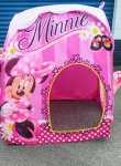 Minnie Play Hut with drop down cushion