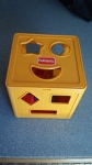 Form Fitter Shape Sorter- Learning Toy