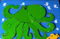 Octopus & friend