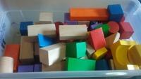 Multi-color Block Set B