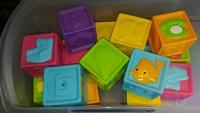 Colorful Silicone Blocks
