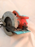 Black & Decker Orange and Metal Saw