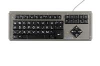 Keyguard for BigKeys LX