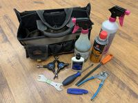 Once-Over cleaning and maintenance kit (12 pieces)