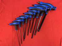 Hex wrench set (9 pieces)