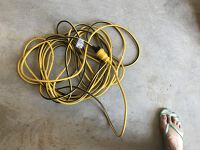 Extension cord 30 m