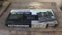 Pittsburgh 130pc Tool Kit
