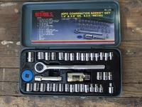 BesTools Socket Set (Blue Case)