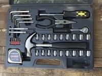 Durabuilt 37pc Starter Tool Set