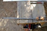 bar clamp - long