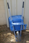 Wheelbarrow - Heavy Duty (Blue)