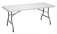 6' Folding Table 1