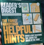 Family Handyman Helpful Hints