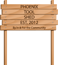 Phoenix Tool Shed