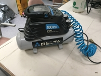 compresseur à air électrique 100 psi