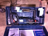 "Bosch Hammer Drill 1"" SDS-Plus"