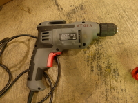 Drill - Elect Corded - 3/8""