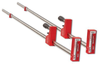 3 foot bar clamp (red)