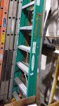 8 ft fiberglass ladder