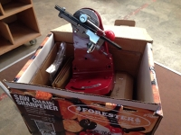 Chainsaw sharpener (Manual missing)