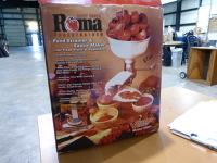 Food strainer (Manual Available)