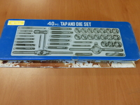 40 Piece Tap and Die set - metric