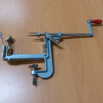 Apple corer / slicer / peeler (manual available)