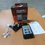 Fuel injector and harness tester