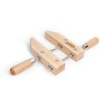 Wood Clamp - Adjustable Handscrew (pair)