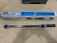 Torque Wrench (w/manual)