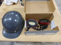 Hard Hat with noise protection