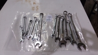 Wrench Set 3/8 to 7/16