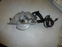 Circular Saw - worm drive