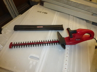 Electric Hedge Trimmer (manual available)