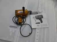 "Power drill 1/2 "" (with manual)"