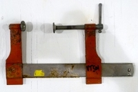 Bar clamp / C-clamp
