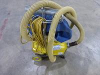 Vacuum cleaner - heavy duty