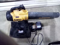 Battery leaf blower (manual available)