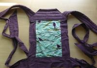 BabyHawk Meh Dai Echino Birds Purple